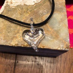 Jewelry - 🥰 Genuine Herkimer Diamond Pendant 💕